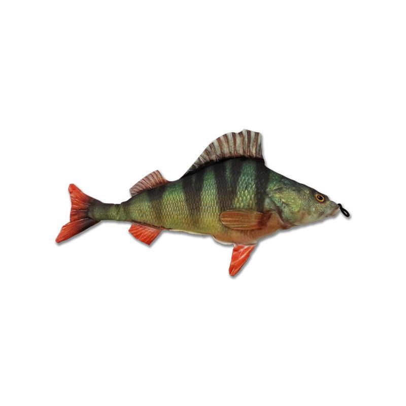 Fladen kosedyr Abbor Herlige kosedyr for ekte fiskere