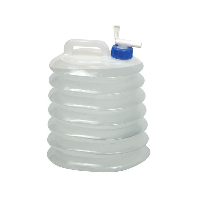 Coghlan's Vannkanne sammenleggbar 8L Praktisk og sammenleggbar vannkanne