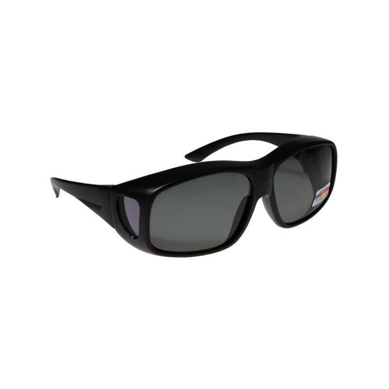 932faba6cdc1 Hurricane Solbriller UV 400 Grå linse Til å ha utenpå vanlige briller