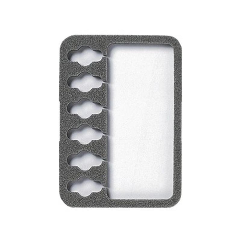 C&F Small System Foam Threader Insert FSA-201