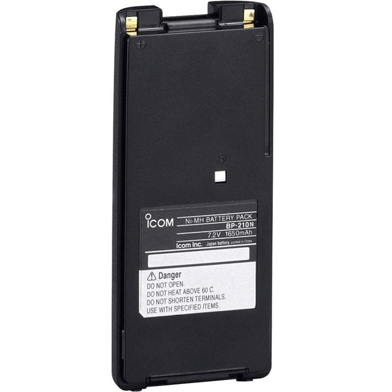 Icom BP-210N 1650 mAh Batteripakke