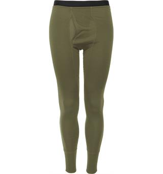Brynje Arctic Tactical Longs W/Fly Olive Green