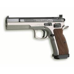 CZ 75 Tactical Sporting 9mm Magasinkapasitet: 20/17
