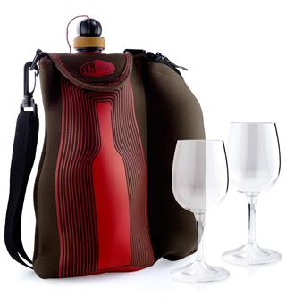 GSI Wine Glass Gift Set - Terroir Vinkaraffel og 2 vinglass