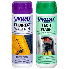 Nikwax impregnering 2-pack Tech Wash + TX Direct
