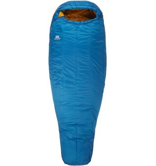 Mountain Equipent Nova III W Long Ink/Pumpkin Spice, 180 cm