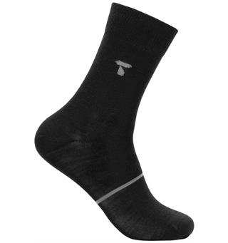 Tufte Merino Crew Sock - Light En lett og varm merinosokk for hverdager