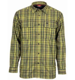 Simms ColdWeather Shirt S Cyprus Plaid