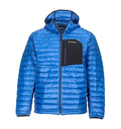Simms Exstream Hooded Jacket S Rich Blue