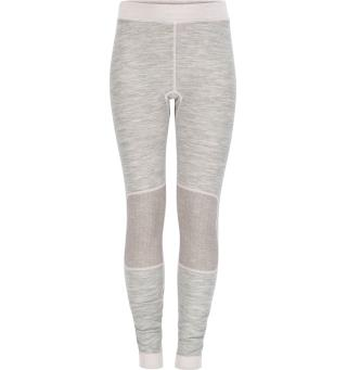 Tufte Kids Switch Long Johns 110/116 Grey Melange/Potpurri