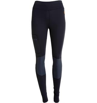 Tufte Hiking Tights Turtights - Black Beauty - Dame