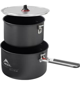 MSR Ceramic 2 Pot Set 2.0 Kjelesett 1,5L og 2,5L