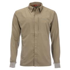 Simms BugStopper Intruder BiComp Shirt Tan S