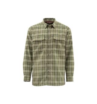 Simms ColdWeather Shirt M Covert Plaid