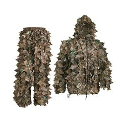 Swedteam Wood Leaf Camo L/XL For deg som vil ha ekstrem kamuflasje