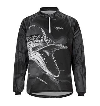 Fladen Pullover Angry Skeleton
