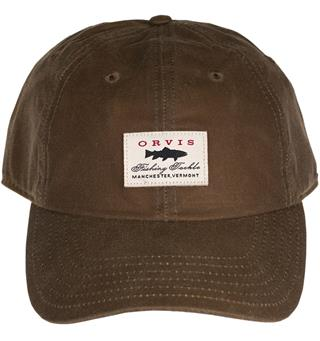 Orvis Vintage Waxed Ball Cap One size - Sandstone