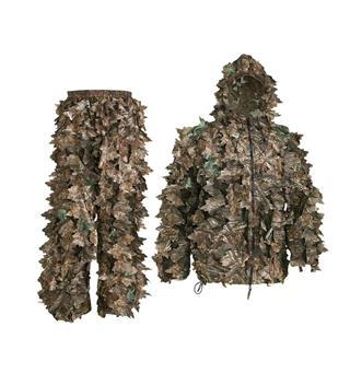 Swedteam Wood Leaf Camo 2XL/3XL For deg som vil ha ekstrem kamuflasje