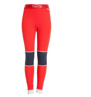 Tufte Bambull Jr. Long Johns 146/152 High Risk Red/Blueberry/Nimbus Cloud