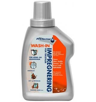 Fiber ProTector Wash-in 500ml. Impregnering for alle typer tekstiler